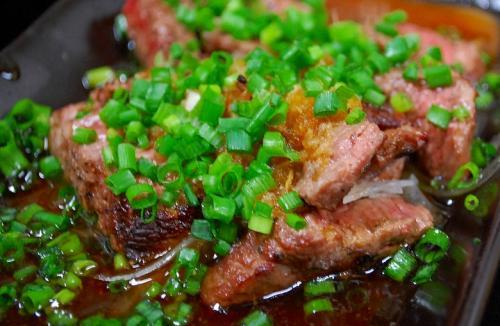 このお肉も美味しいぜ!<br /><br />パワーが出てきます。<br />