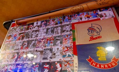 阪急ブレーブスのベースボールカード。<br /><br />西宮の阪急西宮ガーデンズの旅行記は、こちら。<br />http://4travel.jp/traveler/chifu/album/10326594/