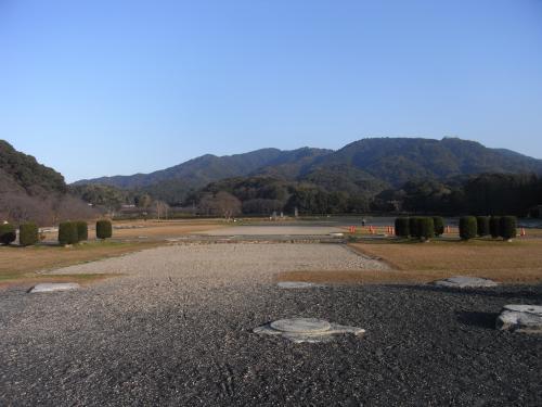 都府楼跡<br />奈良時代〜平安時代にかけて九州の政治の中心でした。