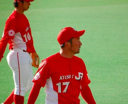 3試合目は、JR九州登場。<br /><br />米藤太一投手。<br />
