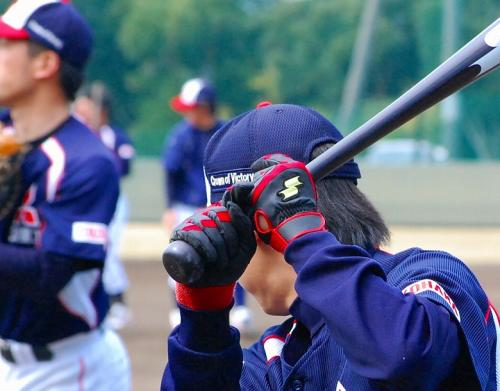 二試合目は、三菱重工横浜!<br /><br />松井くん、かっこいいね。<br />