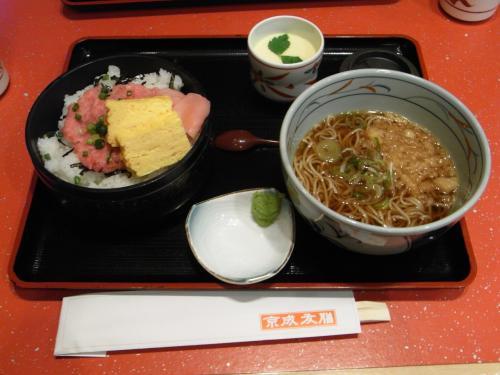やっぱり日本食、食べちゃう。