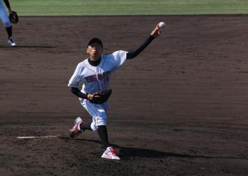 一方、東邦ガスの投手陣は、イマイチでした。<br />先発の後藤投手は、1回1/3でKO。<br /><br />試合の様子は、こちら。<br />http://www.plus-blog.sportsnavi.com/chifu/article/422