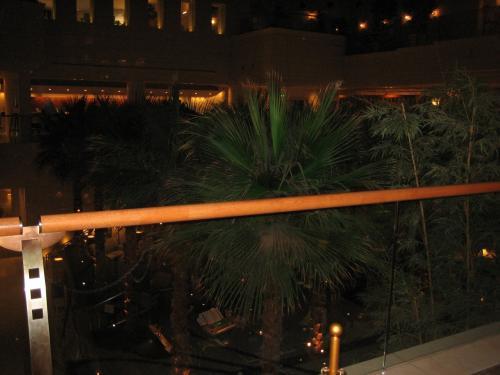 パブリックスペースの様子。<br />本当に大きなホテルで、つくりが私は最後までよくわからず・・・<br />建物中央は吹き抜けになっていて、とても開放的で素敵でした!