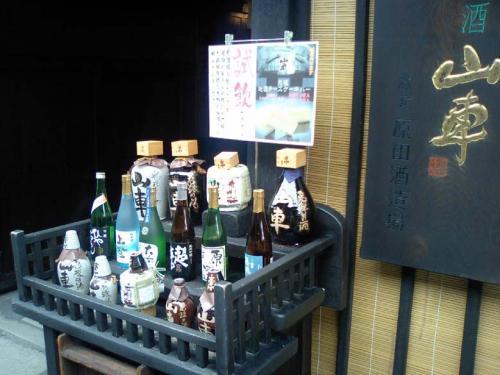 酒蔵では試飲もできます^^