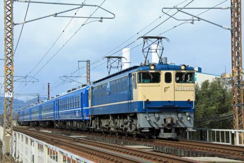 SLはこの2つ先の「木ノ本」まで走り、帰りは電気機関車に牽引されバックで米原に向かいます。<br /><br />