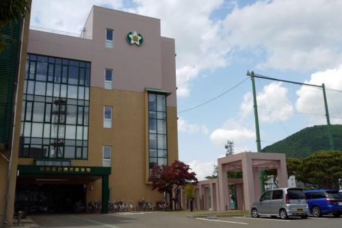 次に向かったのは福島県立橘高校
