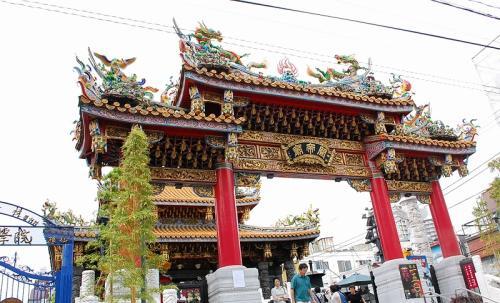 関帝廟です。<br />