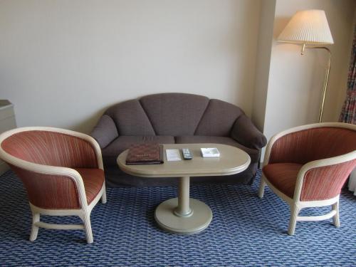 我々夫婦は和室よりもソファーでくつろぐことが多いのでリビング・コーナー(写真)は重要である。