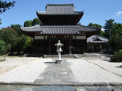 戒壇院。三大戒壇はあと、奈良と栃木。
