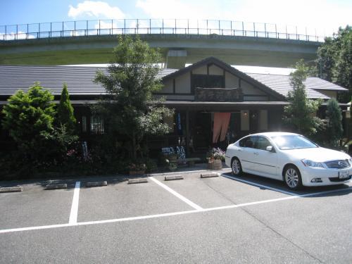 両子寺の直ぐ近くにある「両子河原座」という御蕎麦屋さん。なかなかおいしかったです。