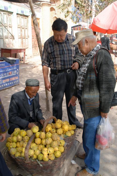 また発見した「木瓜」。<br /><br />もう家で作る事も出来ないので、綺麗な木瓜ですが買えませんね。