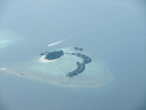 水上飛行機からの眺め2<br />(Vadoo)