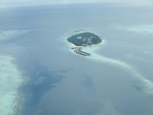 水上飛行機からの眺め5<br />(Vakarufari)