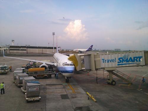 マニラ、ニノイアキノ国際空港(NAIA)