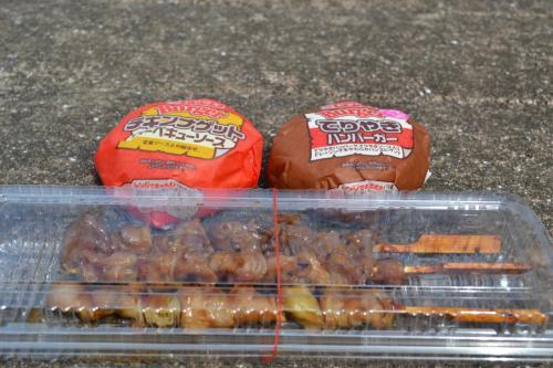 どでかいスーパーで買った。<br />やはり普通の弁当が良かった(^_^;)
