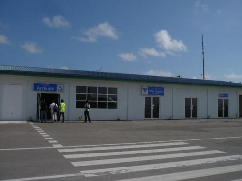 Maamigili Airport。