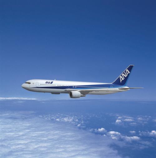 今回は成田からANA・全日空に乗ってバンコクへ。
