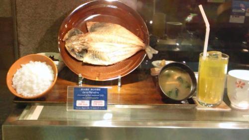 大戸屋をたくさん見かけました。値段は日本並みですが、タイでも日本食は人気があるのと同時に、日本人がたくさん住んでいる証拠でしょうか。