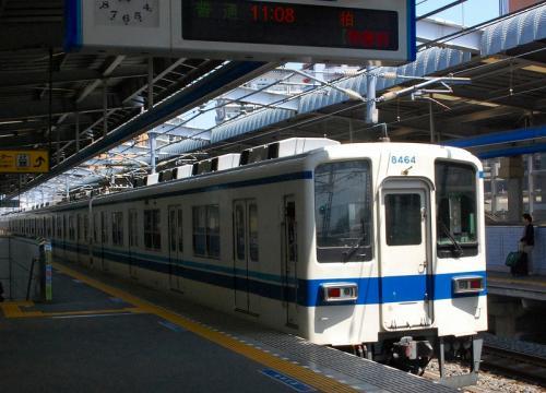 鎌ヶ谷駅に到着!!<br />