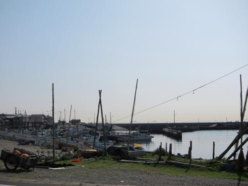 <br />浜金谷、静かな港町です^^<br /><br />久里浜からフェリーで来ることもできるようです。<br />