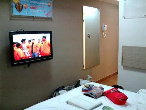 新しくオープンしたエアアジア系列のTUNE HOTEL<br />http://www.tunehotels.com/our-hotels/ermita-manila