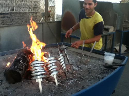 この、エスペトがアンダルシア地方の海岸沿いの<br /><br />郷土料理の一つになります。<br />