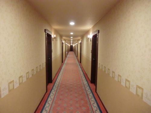 写真:3階の廊下