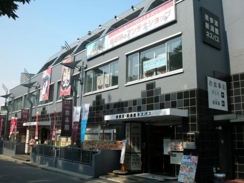 東京の集いが開催されたのは<br /><br />表参道・新潟館ネスパス<br />http://www.nico.or.jp/nespace/