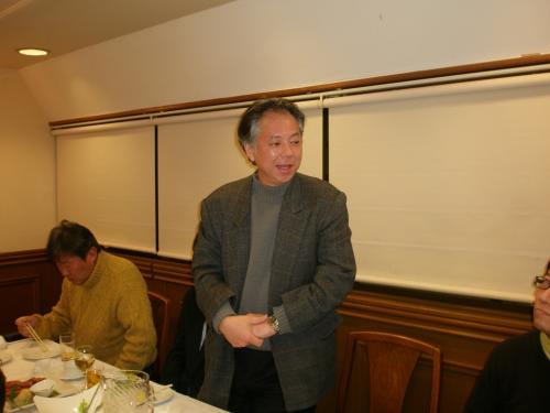 NK新聞の伊集院敦さん<br /><br />『いつもご参加ありがとうございます。』