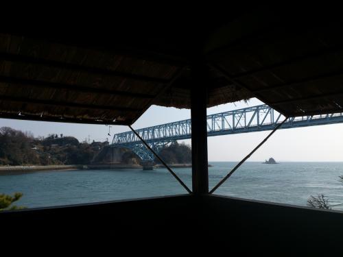 陶磁器館<br />対潮観からの眺めです<br />
