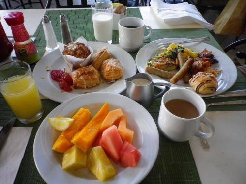 三日目朝食<br />食べすぎ・・・ですか<br />美味しいのですから