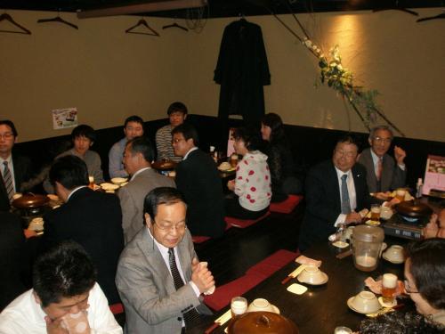 延辺、朝鮮族という共通項を持つ両組織の交流会は<br /><br />次につながる出会いの場となりました。<br /><br />千葉OKTAさんの更なる発展を祈っております。<br /><br /><br /><br />