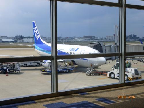 すっごく小さな飛行機です<br />かなり揺れてました<br />やっぱり大きな飛行機の方が安定感あります