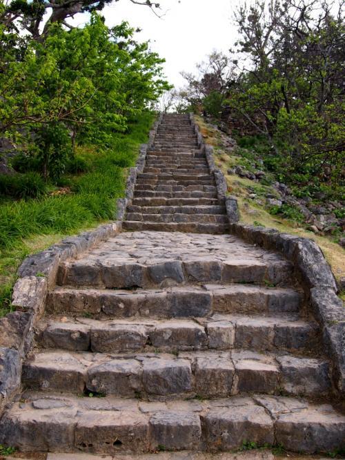 【七五三の階段】<br /><br />