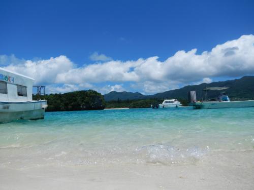 世界の、日本の色々なビーチを訪れましたが