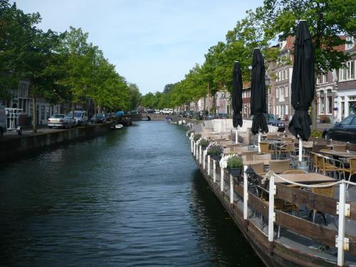 オランダらしい風景が続きます。