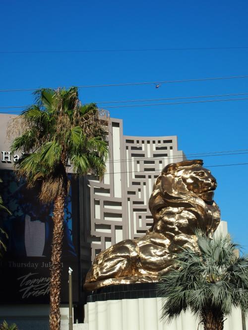 MGMのライオンみて、、