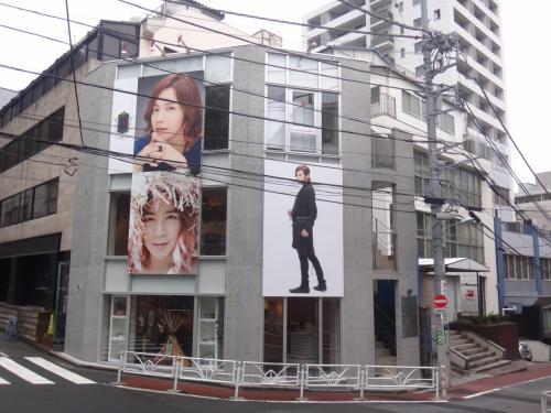 【AP(アジアプリンス)SHIBUYA SHOP】渋谷<br /><br />2013/5/28、渋谷にチャン・グンソクさんのショップが<br />オープンしました。<br /><br />以前ブログに載せたグンちゃんカフェ【ZIKZIN】の<br />そばにあります。