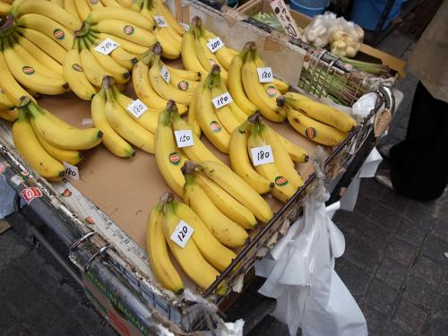 バナナに細かい値段を付ける感覚が桃谷。