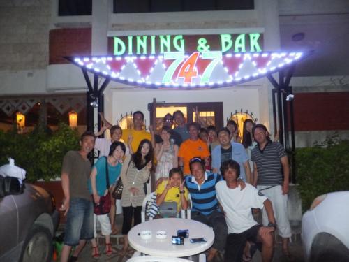 <br /> 夜は、ショップ主催の飲み会へ!!<br /><br /> とっても楽しかった・・・・。<br /><br /> ・・・・・・<br /><br /> 1次会が終了し、BOSSの長田さん主催の2次会へ・・・・<br /><br /> テキーラ・焼酎、そして歌・・・・・<br /><br /> その後、記憶がなく・・・・・・