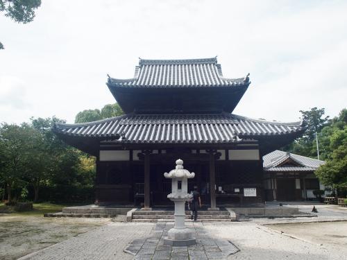 今は臨済宗の寺院になっていました。