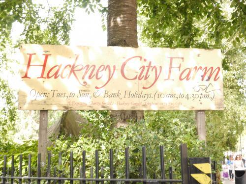 CITY FARM  にも行ってきました。<br />なかなかローカルな楽しみ方ができました。