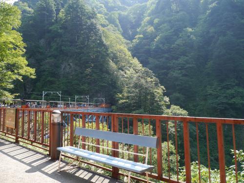 こんなに山深い所に鉄道、昭和の国策として水利事業をどれ程推進してたかよくわかりますよね。