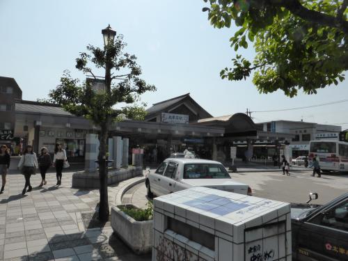 太宰府駅。