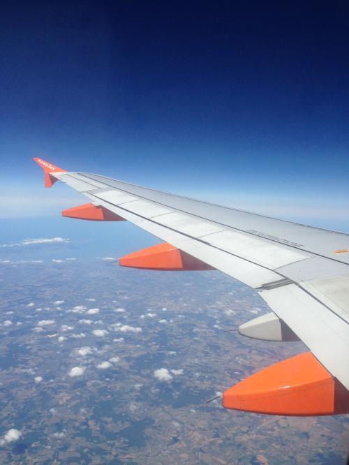 ◆第53日目=6月30日(日)のつづき、、、<br /><br />EasyJet 3904 Madrid 11:10 - Paris C.D.G 13:20の便に乗って、マドリッドからフランス・パリへ移動します。