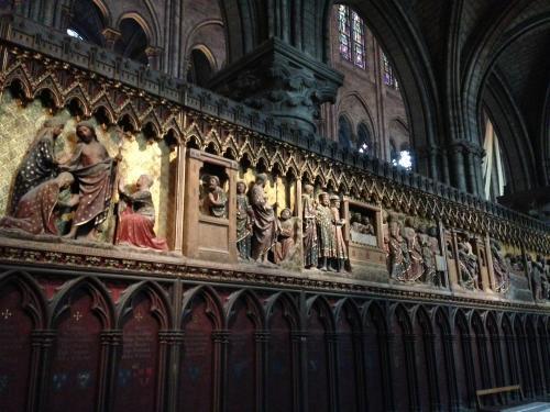 ノートルダム大聖堂 Cathedrale notre-Dame de Paris<br /><br />