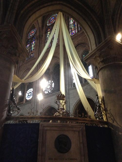 ノートルダム大聖堂 Cathedrale notre-Dame de Paris<br /><br />わ〜〜っ。素晴らしい!<br /><br />全てのものに歴史や伝統があるんですね。