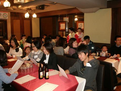 この日は若い年代の参加者も多かったです。