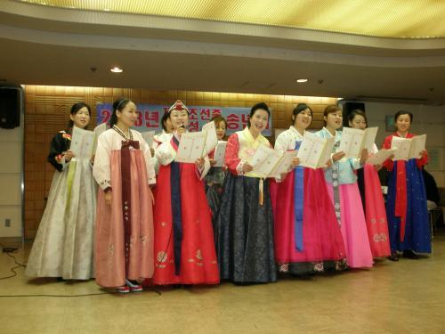 朝鮮族のお母さん達にとって一番の心配の種は、日本人が現時点において抱く中国や朝鮮のイメージによって子供が受ける影響ではないでしょうか。